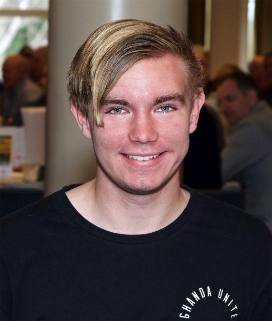 Joshua Farrow North Melbourne & Lord's Taverners Football Scholarship Winner