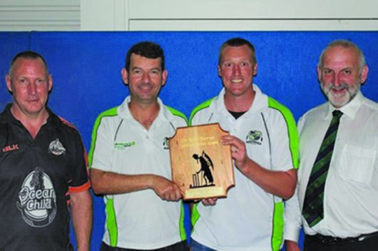 McRobies Gully Cricket Club 2016-17 LTT Spirit of Cricket Award Winners